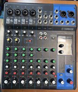 Yamaha MG 10XU Mixing Console