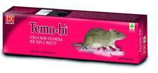 colla per topi ratti temobì gr 80 non velenosa inodore trappola topo insetti