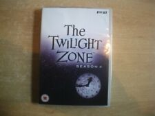 The twilight Zone  Complete  Series Season 4          New            Fast  Post