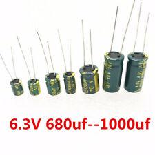 Panasonic low ESR condensador eeufc 2a101 100uf 100v 12,5x20mm rm5 0,18r 2 PCs