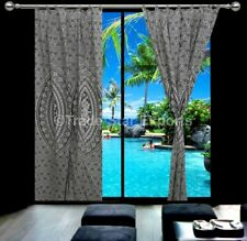 Ethnic Curtain Hippie Room Decor Decorative Cotton Door Window Curtains 1 Panel