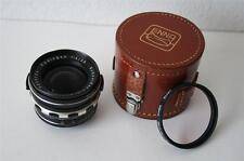 Schneider-Kreuznach Radiogon 35mm f/4.0 Lens Exakta-Mount  ****