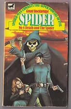 The Spider #4 Death And The Spider Grant Stockbridge Mews 00378 1976