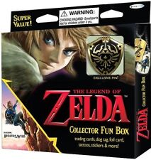 The Legend of Zelda Collector Fun Box [Beath of Wild]