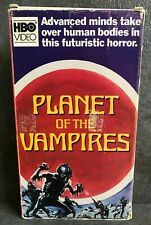 'Planet of the Vampires 1965' VHS - Used - Tested