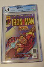 Iron Man 2000 #nn CGC 9.4