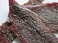 Australia's Best Beef Jerky  - 250gm. of  Real BBQ Beef Jerky  -  free sample