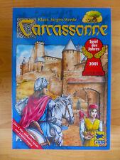 Carcassonne Grundspiel für 2-5 Spieler von Hans im Glück Alte Edition NEU OVP