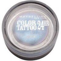Maybelline Eyeshadow Color Tattoo 24HR Gel Cream Eye Shadow 87 Mauve Crush Blue