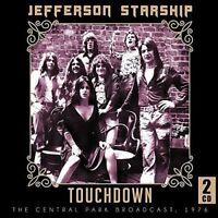 JEFFERSON STARSHIP - TOUCHDOWN (2CD)