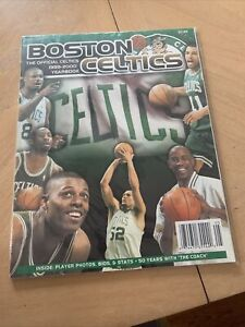 Official 1999 - 2000 Boston Celtics Yearbook  (New)