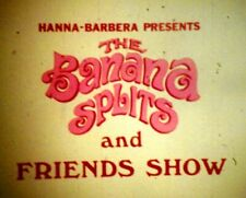 16mm Film The Banana Splits & Friends Show (Atom Ant) Episode 6