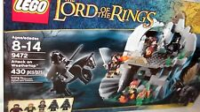New ✰ Lego Attack on Weathertop (9472) ✰ Brand New Sealed MISB Lord of the Rings