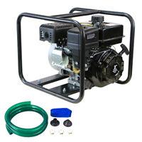 2 Quot Flex Trash Pump Suction Hose Regular Kit W 75 Blue
