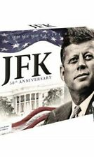 JFK 50th Anniversary Commemorative Gift Set 2013 John F Kennedy DVD