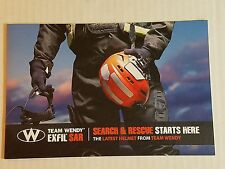 Team Wendy Search & Rescue Helmets Military Catalog NEW