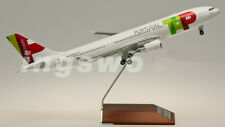 1:200 30CM JC Wings TAP PORTUGAL AIRBUS A330-200 Passenger Plane Diecast Model