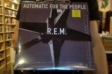 R.E.M. Automatic for the People LP sealed 180 gm vinyl reissue + download
