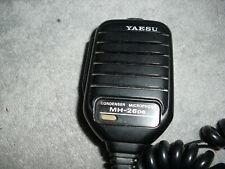 YAESU MH-26D8 Condenser Microphon mit Fernsteuertasten 8Pol Stecker