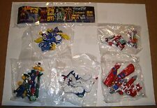 SR SERIES SUPER REAL FIGURE MAGNEMO ROBOT COLLECTION SET COMPLETO JEEG/GAKEEN