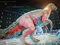 Ark Survival Evolved Xbox One Official PVP Event Therizinosaur unleveled