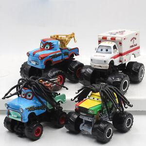 Mattel Diecast Disney Pixar Cars Mater Monster Vehicle Truck Model Loose Car Toy