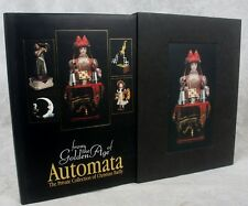 Golden Age of Automata: Private Collection Christian Bailly Book Signed Numbered