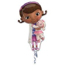 89cm Disney Doc McStuffins Party Character Foil Supershape Balloon