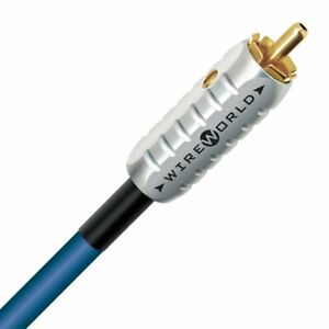 Wireworld Luna 7 Audio Interconnect Subwoofer Cable