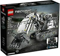 Lego Technic 42100 Liebherr R 9800 Excavator 4108 pcs | Brand New in Retail Box