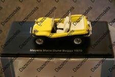 Neo VW Dune Buggy Meyers Manx Yellow 1:43 scale 44476