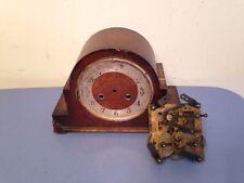 Art Deco English Mantle Clock Case & Movement Project