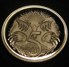 2001  Australia 5c Five Cents ** PROOF ** #170605-01 PW1704-47