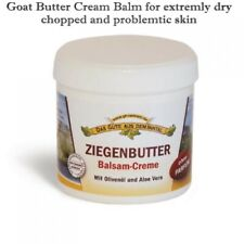 🐐 Goat Butter Cream 🐐 Balm for extremely dry, chopped, irritated skin 200ml