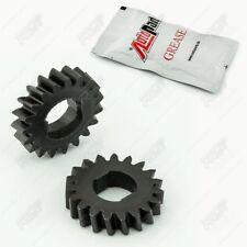 2x Zahnrad Reparatur für Schiebedach Motor Getriebezahnrad für BMW 3er E30