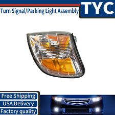 TYC 1X Front Left Turn Signal / Parking Light Assembly For 01-02 Subaru Forester