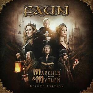 Faun - Märchen & Mythen - Das Album - Deluxe Edition - CD - NEU OVP