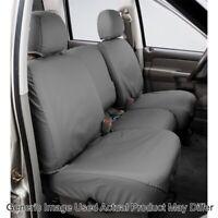 Covercraft SeatSaver Front Row Polycotton Charcoal Charcoal SS3479PCCH