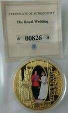 WINDSOR MINT  Commemorative Coin The Royal Wedding - William and Kate