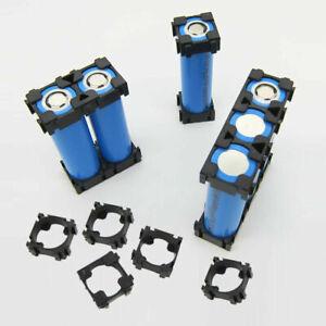 18650 Lithium Battery spacer Radiating Shell Pack Holder Fixture Plastic Bracket