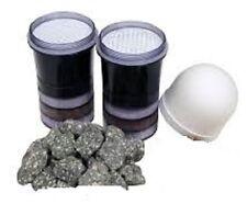 Nikken PiMag Aqua Pour Gravity - 2 Cartridges, 1 Ceramic Pre-Filter, 1 Stones