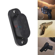Car Gun Magnet Holster Pistol for Concealed Carry Vehicle Bedside Desk Mount