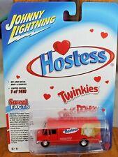 2019 JOHNNY LIGHTNING Special Edition HOSTESS TWINKIES GMC Step Van 1 of 1416