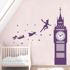Peter Pan Tinkerbell Wall Decor Decals & Vinyl Art Sticker Nursery for Home