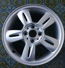 Cerchio in lega met. leggero argento 51/2JX15 ET:45 -ORIGINALE- MINI R50/R52/R53