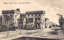 6414) PESARO, VIALE TRENTO, CERAMICA MENGARONI.  VIAGGIATA NEL 1929.