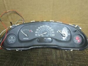 97-04 Buick Century Speedometer Instrument Cluster Unknown Miles 09380864