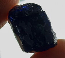 13.2Ct Heated Blue Sapphire Facet Rough Specimen Glass Filled YBB7803