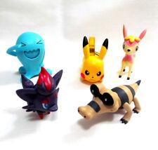 Pokemon Action Figures Deerling Spring #585 Wobbuffet Blue Pikachu Nintendo 2011