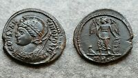 Constantinopolis - Nummus - Trêves - Victoire - #M114